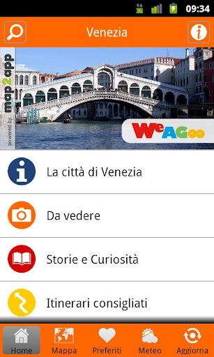 Venezia una guida utile