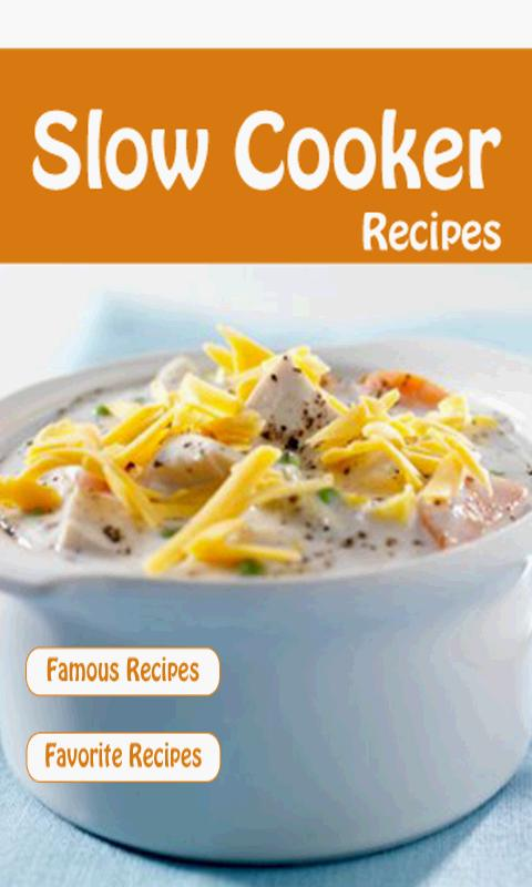 350+ Slow Cooker Recipes- screenshot