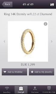 Pandora Jewelry- screenshot thumbnail