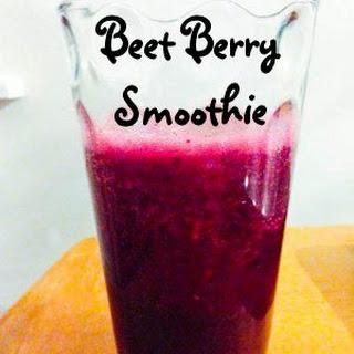 Beet Berry Smoothie