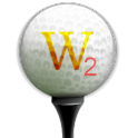 WoodLand mini-golf logo