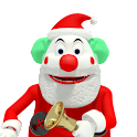 Christmas Countdown Clown icon