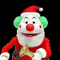 Christmas Countdown Clown icon