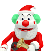 Christmas Countdown Clown