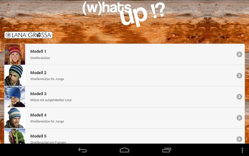玩生活App|(W)hats up - Häkeln免費|APP試玩