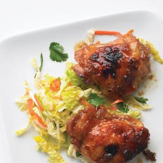 Honey-Teriyaki Chicken.