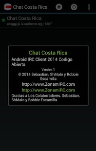 Chat Costa Rica- screenshot thumbnail