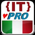 Cours d'italien (PRO) icon