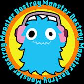 Bubble Monster Destroy Crush