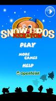Screenshot of Snow Bros lite