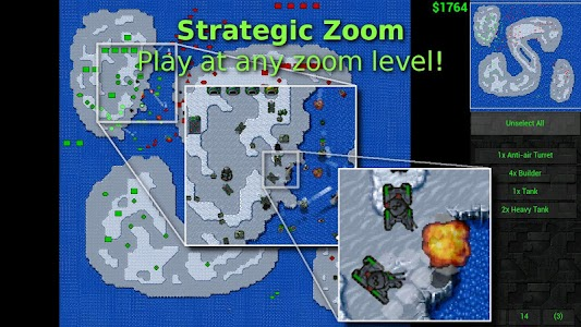 Rusted Warfare - RTS Strategy v0.96b