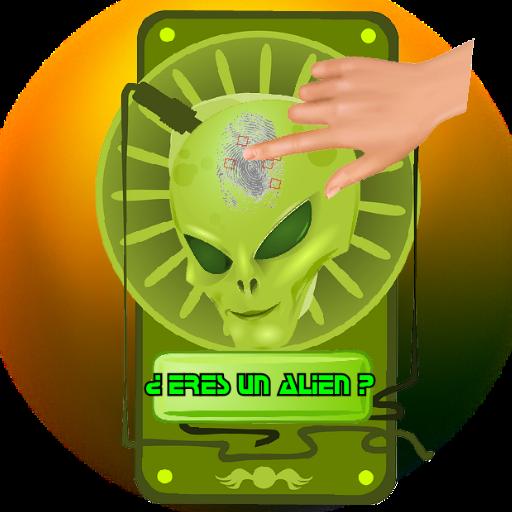 Escaner alien broma