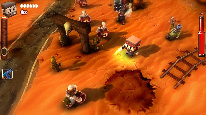 Guerrilla Bob THD- screenshot