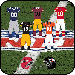 N. Football League Shirts for PC and MAC