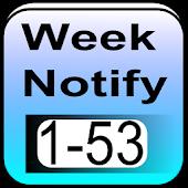 Calender Week Number
