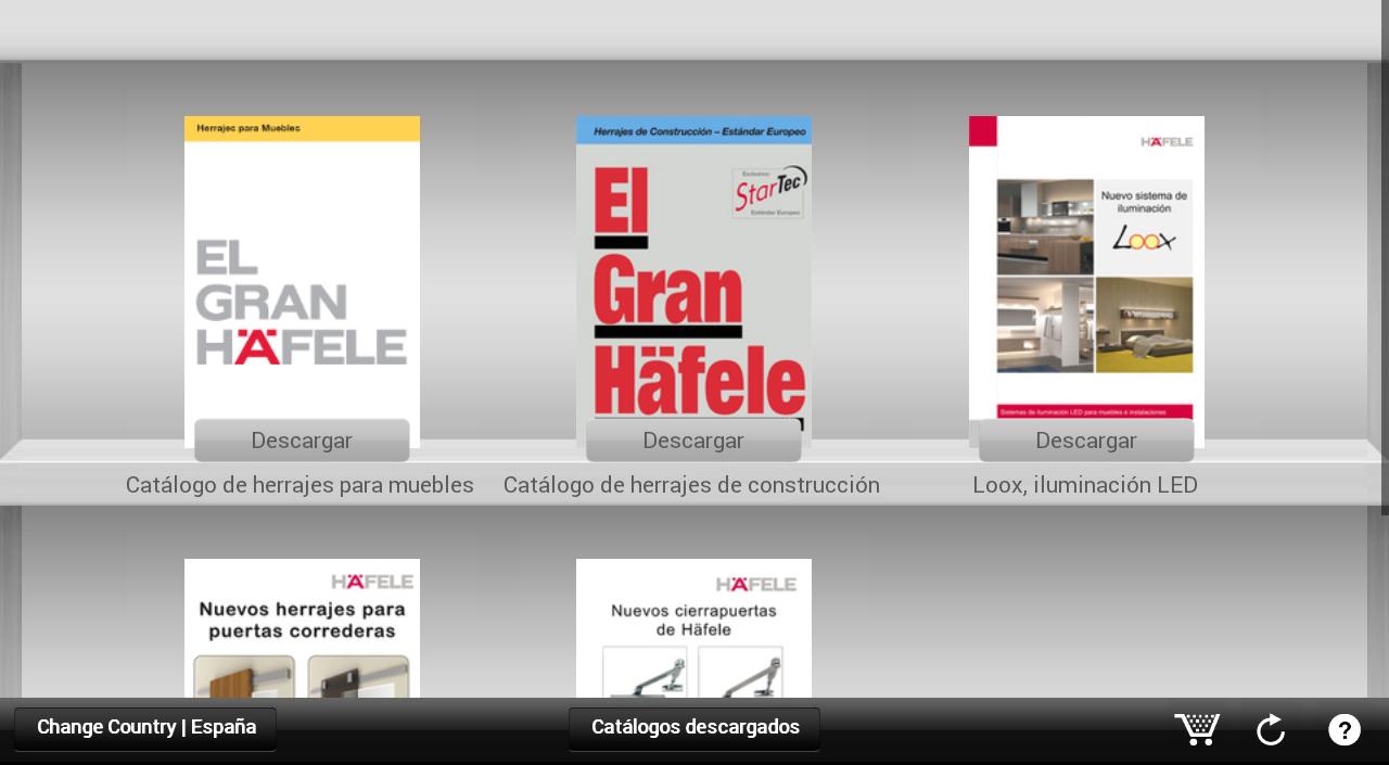 H Fele Aplicaciones Android En Google Play # Herrajes Para Muebles Hafele