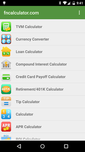 Financial Calculators Pro