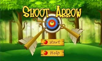 Screenshot of Shoot Arrow
