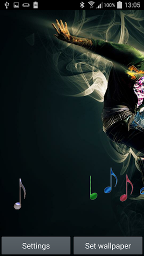 無料个人化Appのアニメ壁紙を踊る|記事Game
