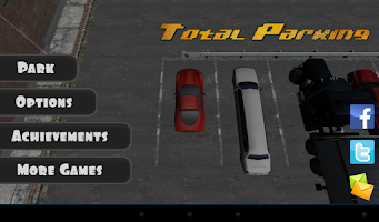 Screenshot of Total Parking