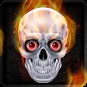 Skull Battery icon