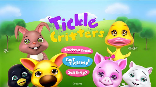 Tickle Critters Lite