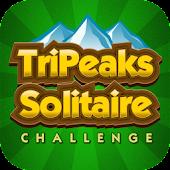 TriPeaks Solitaire Challenge