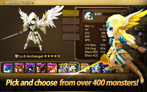 Summoners War Screenshot 41