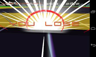 Screenshot of Neon Rider