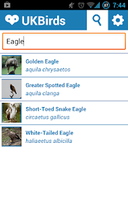 UK Birds - Birdwatching App - screenshot thumbnail