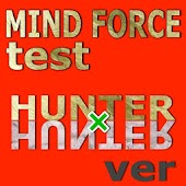 MINDFORCEtest HUNTER×HUNTER