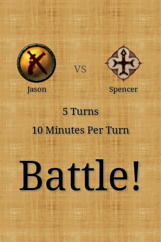 Battle Timer- screenshot