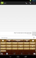 Screenshot of Coffee Keyboard