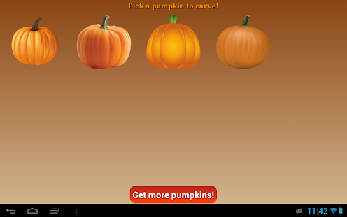Pumpkin Carver- screenshot thumbnail