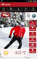 Screenshot of iSeefeld