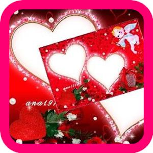 valentine day photo frames - Valentines Picture Frames