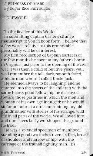 John Carter BARSOOM SERIES