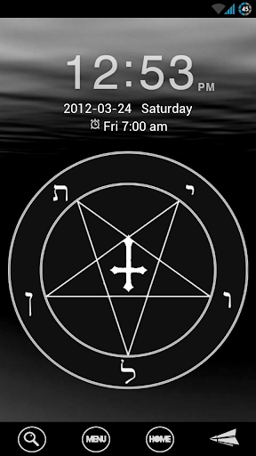 Satanic GO Locker Theme