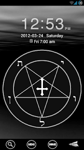 Satanic GO Locker Theme