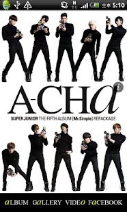 SUPER JUNIOR <A-CHa> Lite - screenshot thumbnail