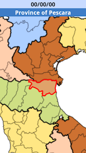 Regions of Italy (lite) - náhled