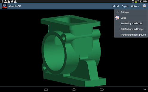 3d Stl Viewer For Tablet Android Apps On Google Play