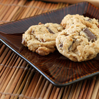Cowboy Cookies with Chocolate Chips