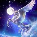 Unicorn Live Wallpaper icon