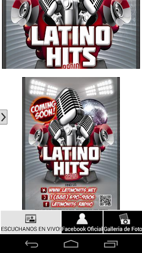 Latino Hits Radio Oficial