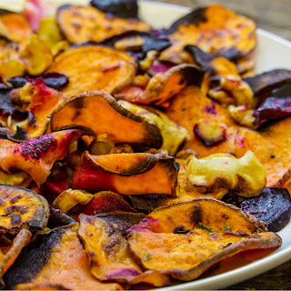 Easy Homemade Veggie Chips