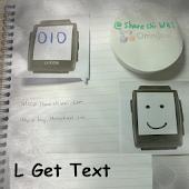 L Get Text