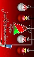Screenshot of Fotojulkalendern