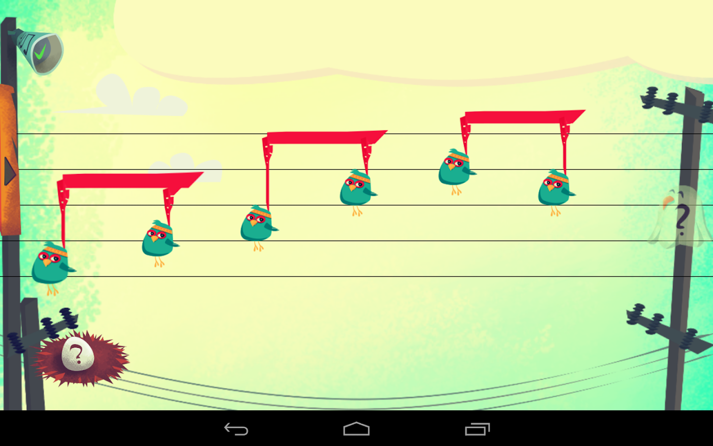 Birdsong - Demo- screenshot