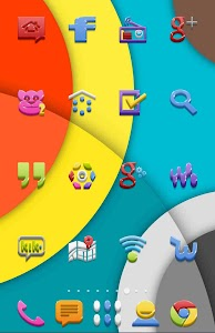 3D Marmo - icon pack v1.1